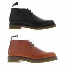 Dr.Martens Ray 3 Eyelets Analine Leather Mens Formal Causal Lace Up Ankle Boots