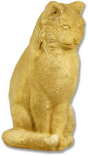 Sitting Cat Garden Statue by Orlandi Statuary FS3342-Faux Concrete