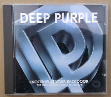 DEEP PURPLE - KNOCKING AT YOUR BACK DOOR.