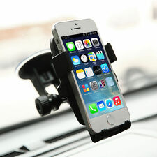 Portable Universal Car Mount Holder For  Mobile Cell Phone GPS iPhone Samsung