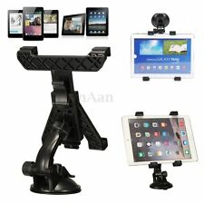 Car Windscreen Windshield Mount Holder Suction Stand Cradle For 7-10.1'' Tablet