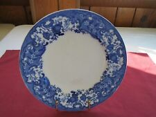 "MOVING SALE...Flow Blue ""MAY"" R&N204192 Copeland Late Spode Bread/Dessert Plate"