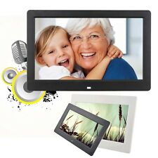 10.1 inch HD Digital Photo Frame Picture Mult-Media Player MP3 MP4 For Gifts