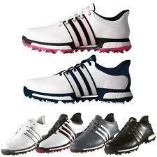 Adidas Golf 2016 Mens Tour 360 Boost ClimaProof Waterproof Golf Shoes