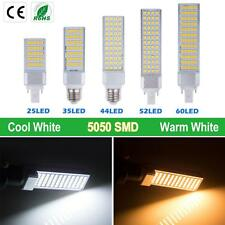G24 E27 LED Spot Corn Ampoule Light Bulbs 5050 SMD Lamp 5W 9W 10W 12W White LT