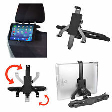 UNIVERSAL 3 WAY CAR BACK SEAT HEADREST MOUNT HOLDER FOR iPAD 3 4 5 6 MINI TABLET