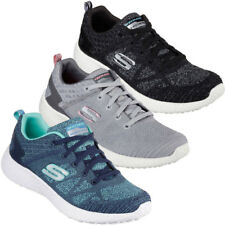 Skechers 2016 Womens Burst Memory Foam Athletic Gym Shoes Trainers 12433