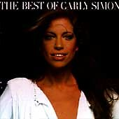 The Best of Carly Simon by Carly Simon (CD, Oct-1990, Elektra (Label))705*