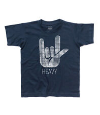 T-SHIRT baby horns HEAVY metal hard rock Black Sabbath Heaven and Hell horns