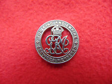 British Silver War Badge B-349574 T4-233775 Dvr Henry Ward Army Service Corps
