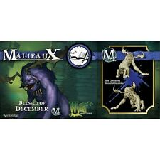 Malifaux The Arcanists BNIB Blessed of December WYR20330