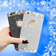 Glitter Bling Crystal Rhinestone Back Cover Hard Case For iPhone 6 & 6 Plus Case