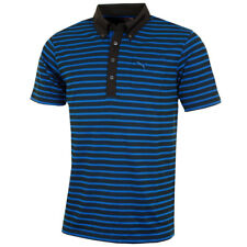 49% OFF RRP Puma Golf 2015 Mens Stripe Pocket Polo Shirt 568316 DryCELL Tech