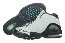 Nike Air Griffey Max 2 442171-101 White Black Leather Shoes (D, M) Mens