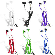 Stereo 3.5mm In Ear Headphone Earphone Headset Earbud for Phone iPod MP3/4 iPod