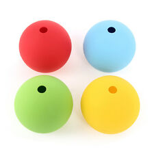 Whiskey Ice Cube Silicon Ball Maker Mold Sphere Party Mould Round Tray