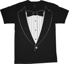 big and tall t-shirt tux shirt tuxedo groom wedding bachelor party funny tee
