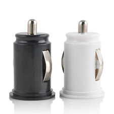 Car Charger Adaptor Mini Bullet Dual USB 2-Port For iPhone 4 5s 6s Plus