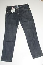 NEW SASS AND BIDE SEBERG BLUE 7/8 CALF LENGTH JEANS SIZE 24  FIT SIZE 6 RRP $200