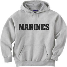 US Marines hooded sweatshirt hoodie Men's sweater USMC shirt marine corps