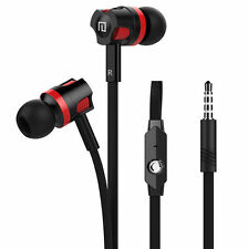 New 3.5mm In-Ear Earphones Bass Stereo Headphones Headset Earbuds Microphone Hot