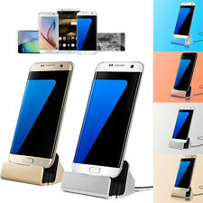 Micro USB Cable Charge Cradle Charging Dock Station For Samsung Galaxy S7 S7Edge