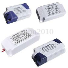 6/12/15/24W LED Light Power Supply Adapter Driver Electronic Transformer 12V US