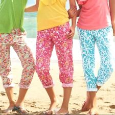 NWT LILLY PULITZER 0,2,4 WHITNEY PANT CHUM BUCKET PANTS GREAT SUMMER WEAR