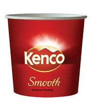 Kenco Smooth Coffee Black or White 76mm  Maxpax vending In cup 7oz Incup drinks