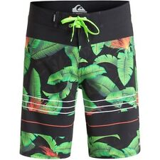 Quiksilver Riot 20 Mens Shorts Boardshorts - Anthracite 6 All Sizes