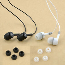 Hot 3.5mm In-Ear Earbuds Zipper Earphone Headset Headphone For Xiaomi iPhone