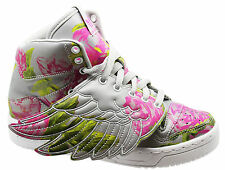 Adidas Originals Jeremy Scott JS Wings Floral Womens Trainers Unisex B26023 U109