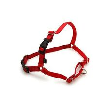 PetSafe Easy Walk Harness Dog Extra Small Red Nylon Safety Lead Walking Running