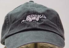 BADGER WILDLIFE HAT WOMEN MEN EMBROIDERED BASEBALL CAP Price Embroidery Apparel