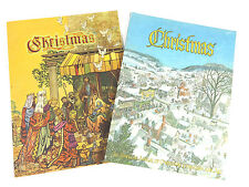 Lot (2) Christmas Annual: Vol 15 1945; Vol 44 1974; Vintage Softcover