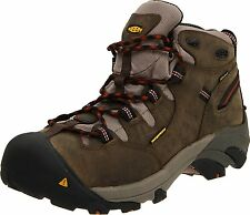 Men's KEEN Detroit Mid Soft Toe Boot 1007009 NIB