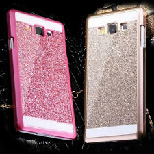 NEW Bling Glitter Hard Back Skin Cover For Samsung Galaxy Grand Prime G530H Case