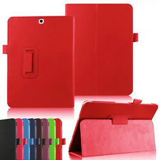 Fashion Flip Leather Case Stand Cover For Samsung Galaxy Tab S2 9.7 T815 Case