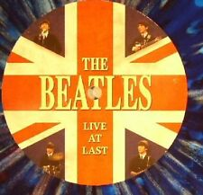 THE BEATLES 'LIVE AT LAST' 12