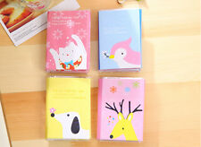 240 Page Animal Memo Post It Notes Message Pad Label To Do List Sticky Notepad