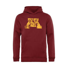 Minnesota Golden Gophers Youth Maroon Classic Primary Pullover Hoodie