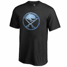 Buffalo Sabres Youth Black Pond Hockey T-Shirt