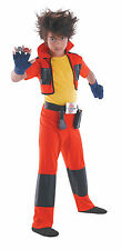 Child Dan Costume Classic Bakugan Japanese Anime Costume Closeout Pricing 50539
