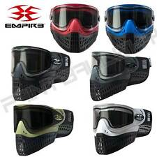Empire E-Flex Thermal Anti-Fog Dual-Pane Lens Paintball Goggles Mask