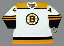 BOBBY ORR Boston Bruins 1966 CCM Vintage Throwback Away NHL Hockey Jersey