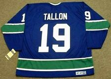 DALE TALLON Vancouver Canucks 1972 CCM Vintage Throwback NHL Hockey Jersey