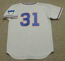 FERGUSON JENKINS Chicago Cubs 1968 Majestic Cooperstown Away Baseball Jersey