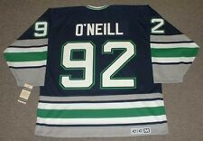JEFF O'NEILL Hartford Whalers 1995 CCM Vintage Throwback NHL Hockey Jersey
