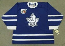 PETER ZEZEL Toronto Maple Leafs 1991 CCM Vintage Throwback NHL Hockey Jersey