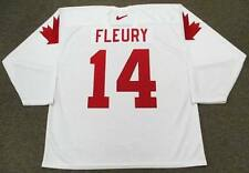 THEOREN FLEURY 1991 Team Canada Nike Throwback Hockey Jersey